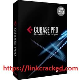 Cubase Pro 10 free Download full Version Crack With Activation Key