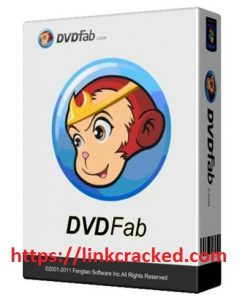 DVDFab 11.0.0.8 Full Crack Serial Key Free Download