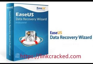 EaseUS Data Recovery 12.8 Crack with Serial Key free