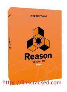 Reason 10 Crack MAC Full Torrent Free Download 2018