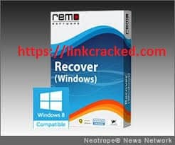 Remo Recover Crack 6.2.2.2 Plus Keygen For Windows