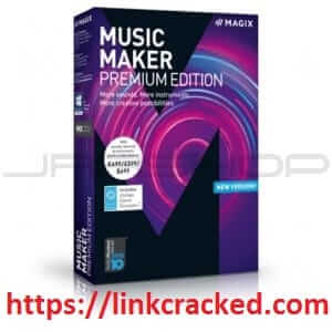 Magix Music Maker 2018 Crack Full Version Download