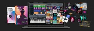 Magix Music Maker 27.0.2.28 Crack