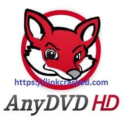 AnyDVD 8.3.3.0 Crack