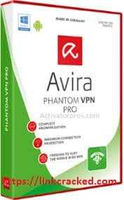 Avira Phantom VPN Pro 2.18.1.30309 Crack With Torrent Full Download!