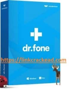 Wondershare Dr.Fone 9.9.14 Crack Toolkit For Android & Pc Free Download