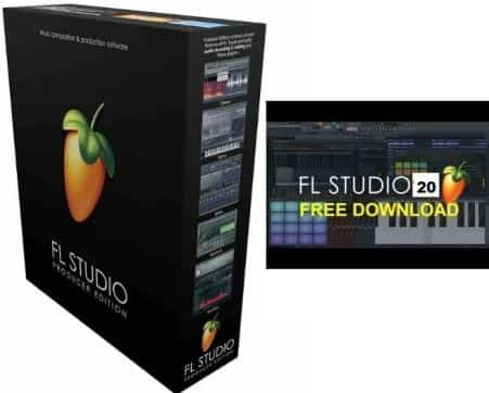 FL Studio 20.6.0.1458 Crack Keygen With Reg Key Full Free Download (2020)